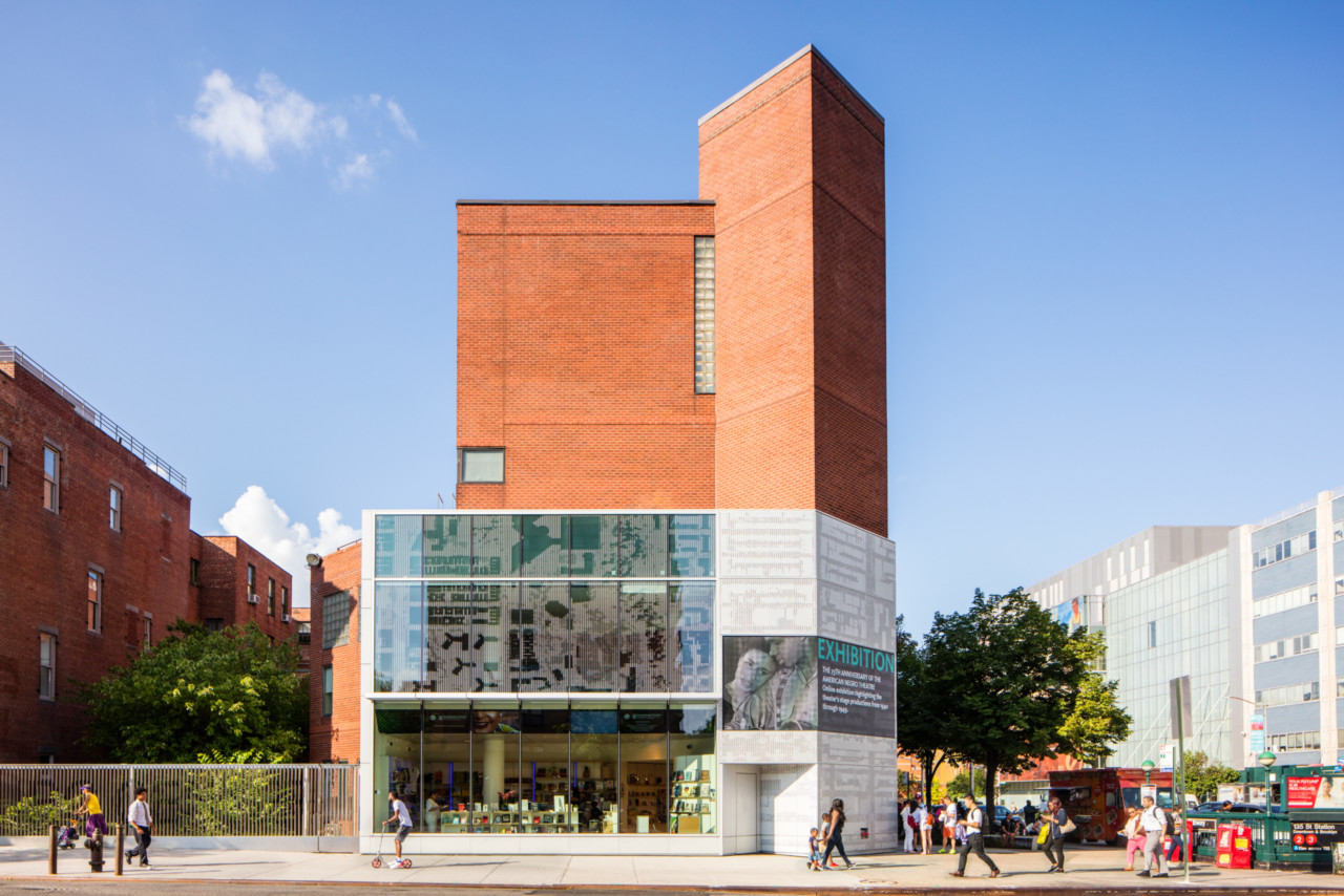 The Schomburg Center Wins Architects Newspapers 2018 Best Of